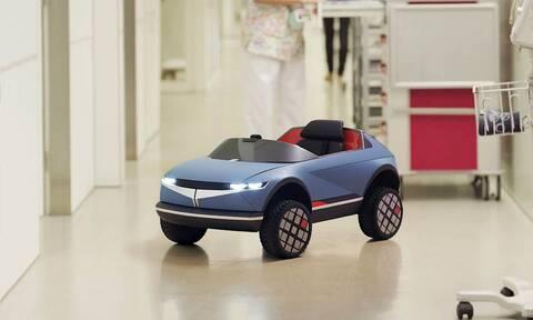 Το πιο μικρό ηλεκτρικό Hyundai έχει τεχνητή νοημοσύνη