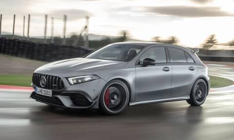 Video-δοκιμή: Mercedes-AMG A 45 S 4MATIC