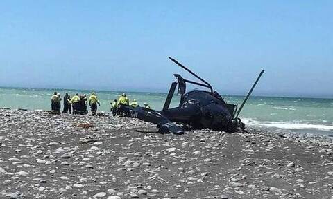 Αεροπορική τραγωδία: Δυο νεκροί από πτώση ελικοπτέρου - 3 παιδιά σοβαρά τραυματισμένα