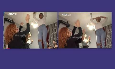 GNTM τελικός: Χαμός στο σπίτι της Παρασκευής! Το «έκαψαν» με χορούς και πανηγύρια