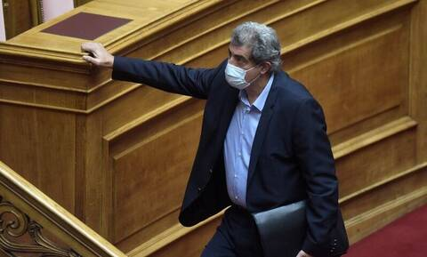 Την άρση ασυλίας του Παύλου Πολάκη ψήφισε η Βουλή