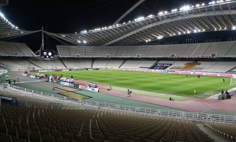 AEK-Ολυμπιακός: Προέβλεψε νίκη στο ΟΑΚΑ και έμεινε στον πάγκο (photos+video)