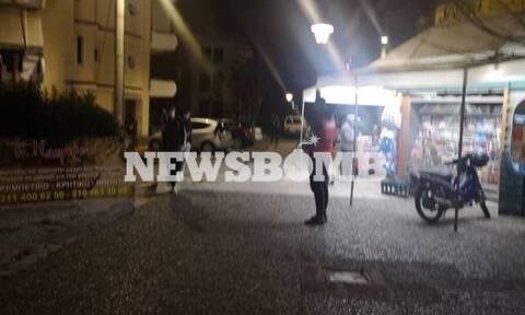 Τρόμος στο Κερατσίνι: Βρέθηκε άνδρας κρεμασμένος σε δένδρο - Προσοχή: Σκληρές εικόνες