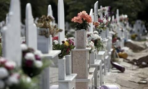 Κρήτη: Βεβήλωσαν τάφους στο Κοιμητήριο Γαζίου - Οργισμένοι οι κάτοικοι