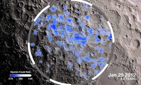 Ανασκόπηση 2020: Βρέθηκε νερό στη Σελήνη - Ο αντίκτυπος του ευρήματος της NASA