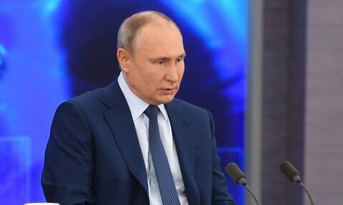 Βλαντιμίρ Πούτιν: Θα κάνω το εμβόλιο του κορονοϊού το συντομότερο δυνατόν
