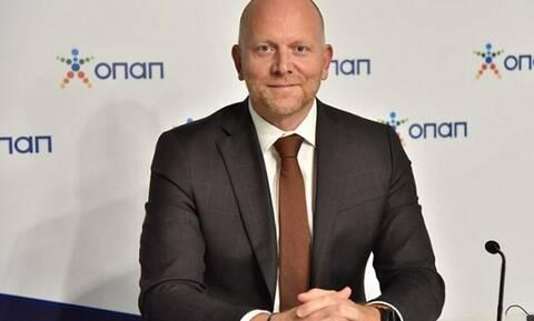 ΟΠΑΠ: Νέος διευθύνων σύμβουλος ο Jan Karas