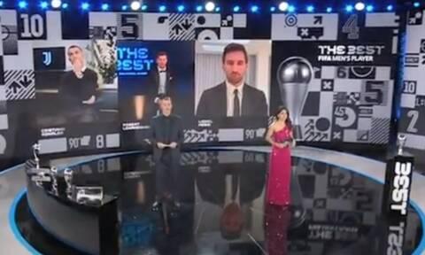 FIFA Awards: «Τρελάθηκε» ο Ρονάλντο - Η αντίδρασή του μετά την ήττα (photos)