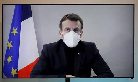 Ο Μακρόν με κορονοϊο: Νευρική κρίση στην Ευρώπη – Ποιο λάθος παραδέχθηκε ο Γάλλος πρόεδρος