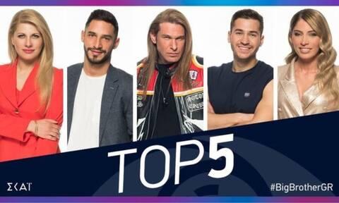 Big Brother Spoiler - Τελικός: Αυτός κερδίζει τις 100.000 ευρώ!