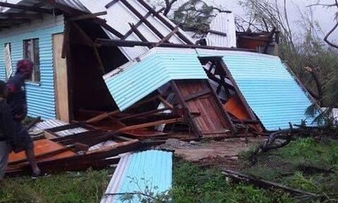 Φίτζι: Νεκροί και καταστροφές από το πέρασμα του ισχυρού κυκλώνα «Γιάσα»