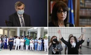 Ανασκόπηση 2020: Αυτά είναι τα πρόσωπα της χρονιάς που φεύγει