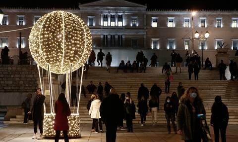Κορονοϊός: Ξεπέρασαν τους 4.000 οι νεκροί στην Ελλάδα - Αγωνία ενόψει Χριστουγέννων και… ρεβεγιόν
