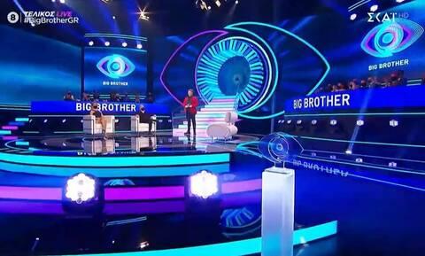 Big Brother - Τελικός: Εκτός ο Γρηγόρης Τσεκούρας – Αποχώρησε ο παίκτης (vid)