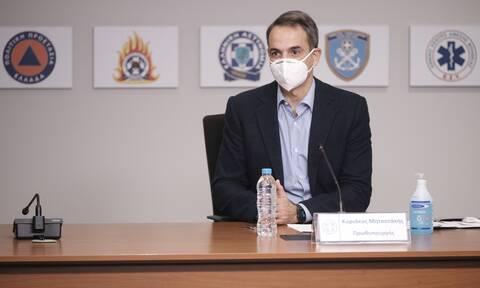 Κυριάκος Μητσοτάκης: Αναβλήθηκε η περιοδεία του στη Κεντρική Μακεδονία - Τι συνέβη στον πρωθυπουργό;
