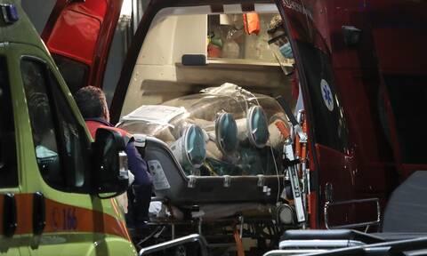 Κορονοϊός: Αγωνία για 65χρονο - Αεροδιακομιδή με ελικόπτερο Super Puma από την Αλόννησο