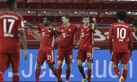 Bundesliga: Στο... τέλος κερδίζει η Μπάγερν Μονάχου! - Όλα τα γκολ (videos)