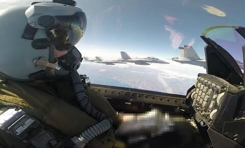 Πολεμική Αεροπορία: Γίνεται πανίσχυρη! Rafale, Mirage, 122 F-16 και οι καλύτεροι πιλότοι του ΝΑΤΟ