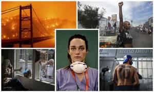 Ανασκόπηση 2020: Οι φωτογραφίες της χρονιάς
