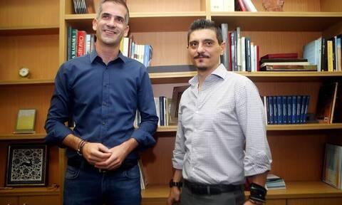 Μπακογιάννης: «Πολύ καλή διάθεση ο Γιαννακόπουλος, είμαι αισιόδοξος»