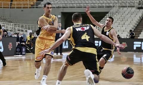 Basket League – ΑΕΚ: Ένα ξέσπασμα ήταν αρκετό για το 7-0!