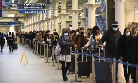 Κορονοϊός - Μετάλλαξη: Η ΕΕ κόβει τις αεροπορικές συνδέσεις με τη Βρετανία - Τι εξετάζεται ανά χώρα