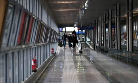 Μετάλλαξη κορονοϊού: Ως τα μεσάνυχτα της Δευτέρας οι πτήσεις από Βρετανία προς Ελλάδα