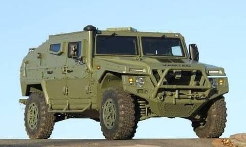 Τα στρατιωτικά οχήματα «ΔΙΑΣ» έτοιμα να αλλάξουν επίπεδο στις ελληνικές Ενοπλες Δυνάμεις