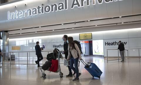 Κορονοϊός: Στην «απομόνωση» η Βρετανία - Τρέχει να προλάβει τη μετάλλαξη η Ευρώπη