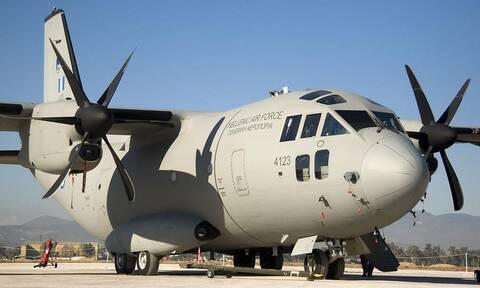 Εξοπλιστικά: Αναβάθμιση των C-27 και της 120 Πτέρυγας Εκπαίδευσης - Πότε έρχονται τα 1.000 M1117
