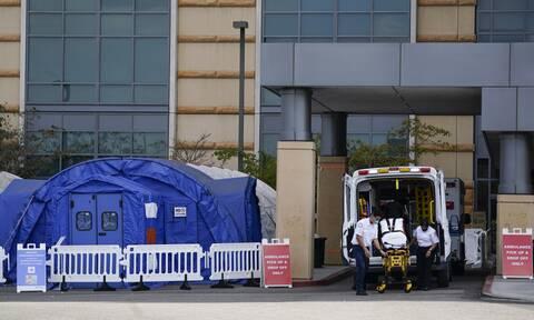 Κορονοϊός - ΗΠΑ: Τραγωδία χωρίς τέλος! Οι νεκροί κάθε μέρα αντιστοιχουν σε συντριβή 15 Airbus