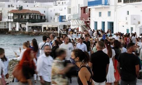 «Εξαϋλώθηκαν» τουριστικές εισπράξεις 13,5 δισ. ευρώ την περίοδο Ιανουαρίου-Οκτωβρίου 2020