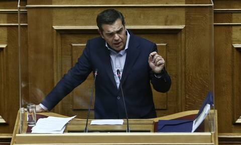 ΔΕΙΤΕ LIVE: Η ομιλία του Αλέξη Τσίπρα στη Βουλή για το πολυνομοσχέδιο του υπουργείου Υγείας