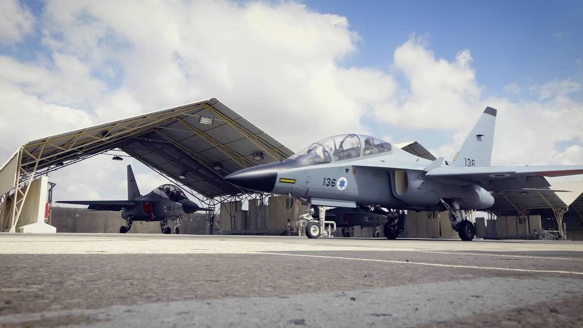 IAF M346 flight school credit IAF 1