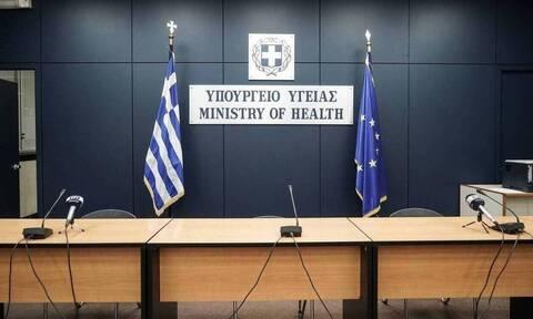 Κορονοϊός: Δείτε LIVE την ενημέρωση του υπουργείου Υγείας για την πορεία των εμβολιασμών