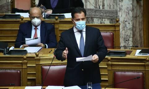 Γεωργιάδης: Η τροπολογία για τις Κυριακές θα ισχύσει μόνο για την περίοδο της πανδημίας