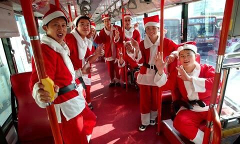 Χριστούγεννα: Έτσι τα γιορτάζουν σε όλο τον πλανήτη