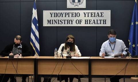 Κορονοϊός: Aύριο εκτάκτως η ενημέρωση του υπουργείου Υγείας για την εξέλιξη της πανδημίας