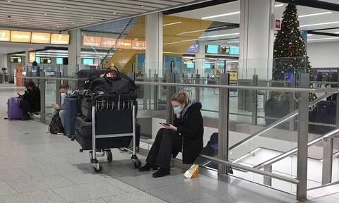 Μετάλλαξη κορονοϊού - Βρετανία: Αύριο οι τελικές αποφάσεις της ΕΕ για κλείσιμο συνόρων