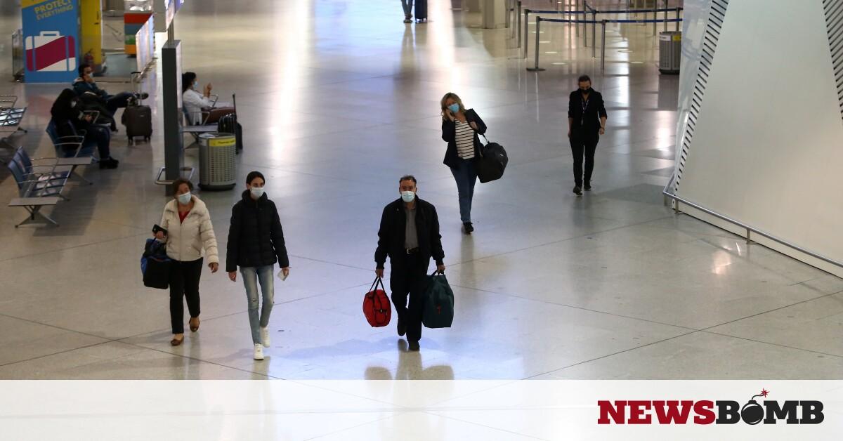 Κορονοϊός: Σε καραντίνα 10 ημερών θα υποβάλλονται όσοι έρχονται στην Ελλάδα από τη Μεγάλη Βρετανία – Newsbomb – Ειδησεις