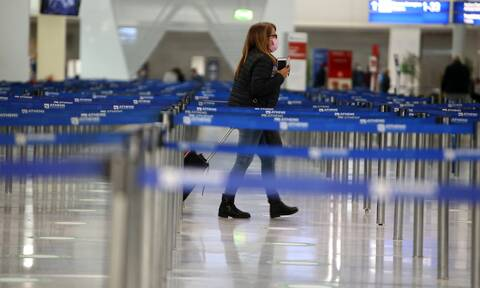 Από σήμερα η 10ημερη καραντίνα για όσους έρχονται στην Ελλάδα από τη Βρετανία