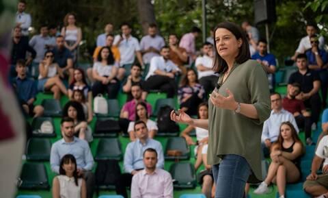Νίκη Κεραμέως στο Newsbomb.gr: Δεν υπάρχει καμία «εξίσωση» Κολλεγίων με τα Πανεπιστήμια