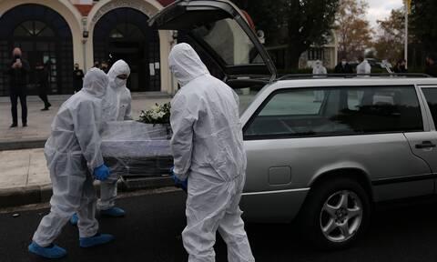Κορονοϊός: Αποκάλυψη για τις κηδείες στην Ελλάδα – Γιατί γίνονται με πρωτόκολλο Έμπολα;