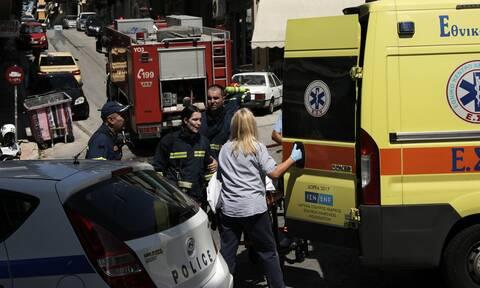 Έκρηξη σε διαμέρισμα στη Λιοσίων με μια γυναίκα τραυματία