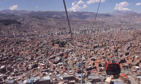 Ποια είναι η πρωτεύουσα που βρίσκεται στο μεγαλύτερο υψόμετρο;