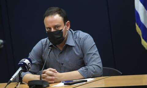 Κορονοϊός - Μαγιορκίνης: Το ιικό φορτίο στη Θεσσαλονίκη είναι 3 φορές πιο πάνω από την Αθήνα