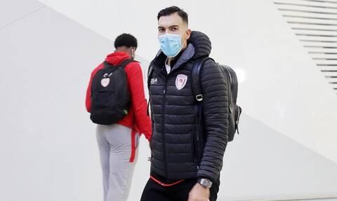 Ολυμπιακός: Ο Σλούκας επιστρέφει εκεί που αποκαλούσε σπίτι του
