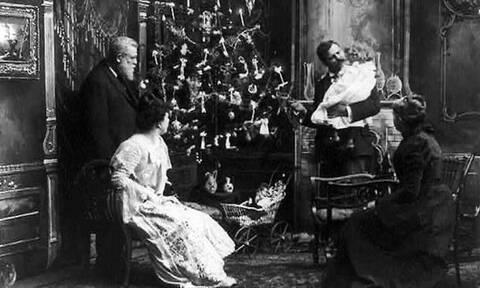 Η ιστορία του Χριστουγεννιάτικου Δέντρου - Πότε στολίστηκε για πρώτη φορά στην Ελλάδα
