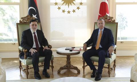 H Τουρκία παρέτεινε για 18 μήνες την ανάπτυξη στρατευμάτων στη Λιβύη
