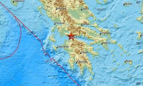 Σεισμός κοντά σε Πάτρα και Ναύπακτο - Αισθητός σε πολλές περιοχές (pics)